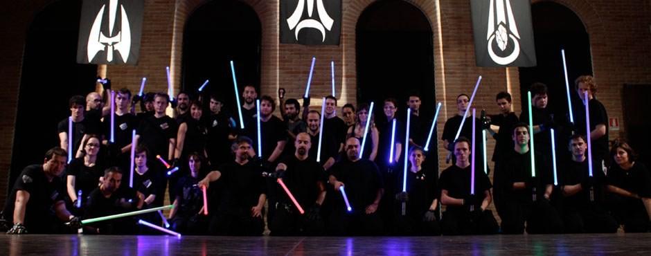 ecole sabre laser star wars
