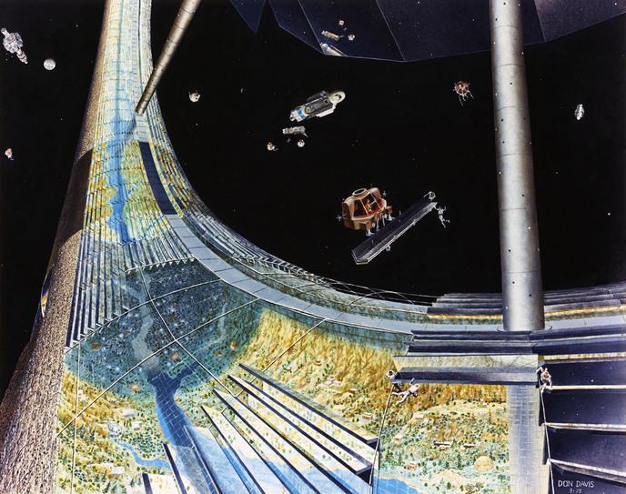 tore stanford projet ville spatiale nasa espace
