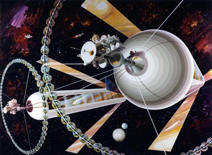 tore stanford projet ville spatiale nasa orbite
