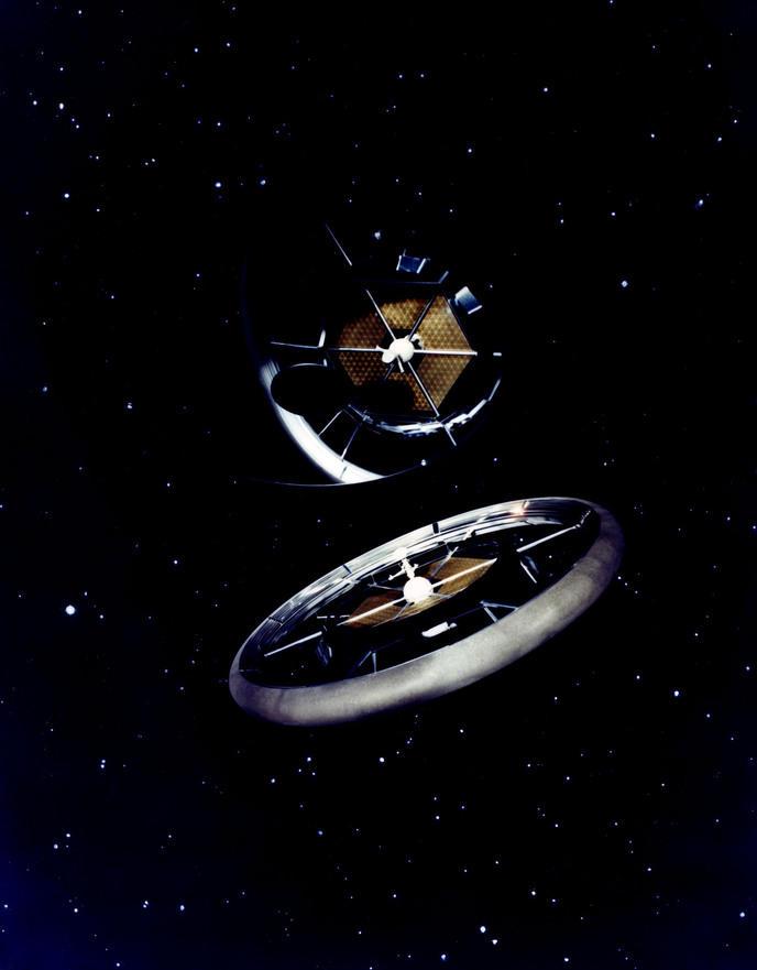 tore stanford projet ville spatiale nasa vaisseau