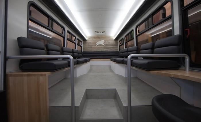 bus leap vide