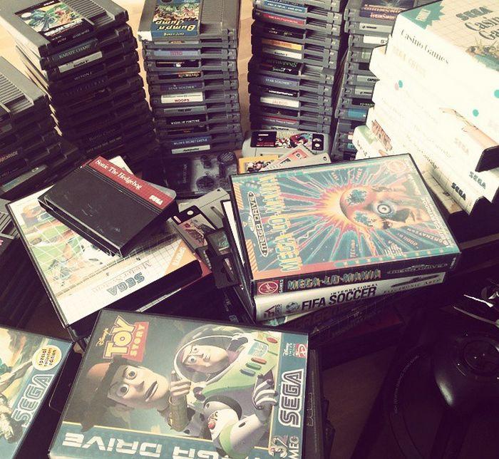 jeux video My Retro Game Box