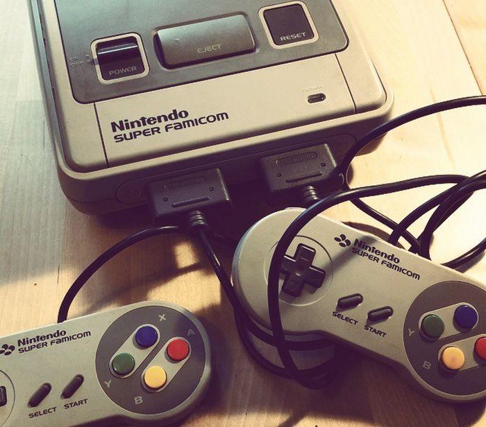 my retro game box nintendo famicom