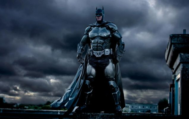 cosplay batman costume