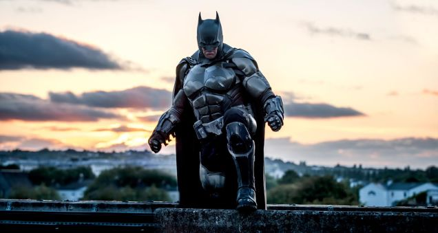 costume batman cosplay