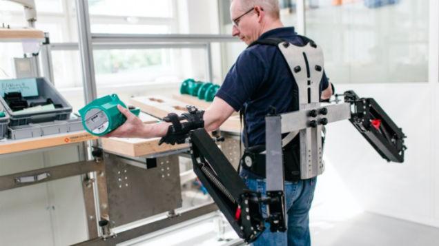 exosquelette robot