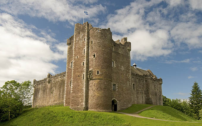game of thrones vrais lieux tournage chateau doune