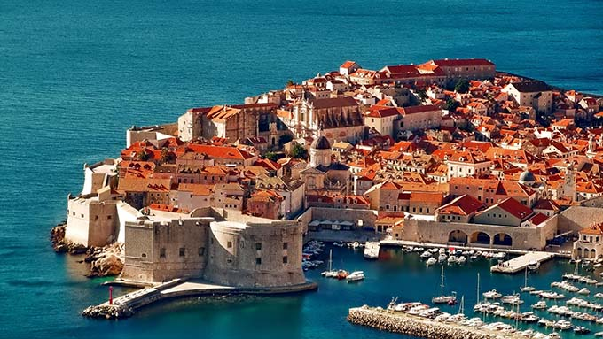game of thrones vrais lieux tournage dubrovnik