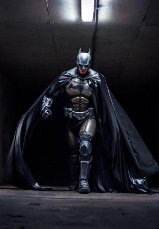 ultimate batman cosplay