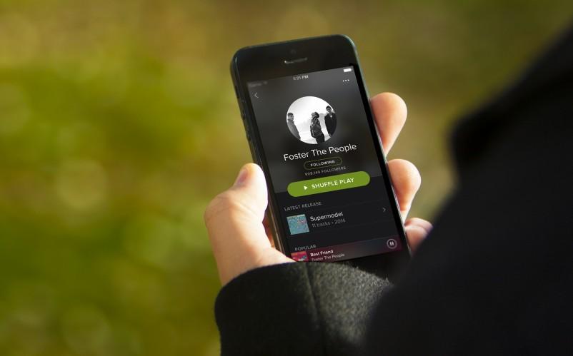 spotify classement 2015