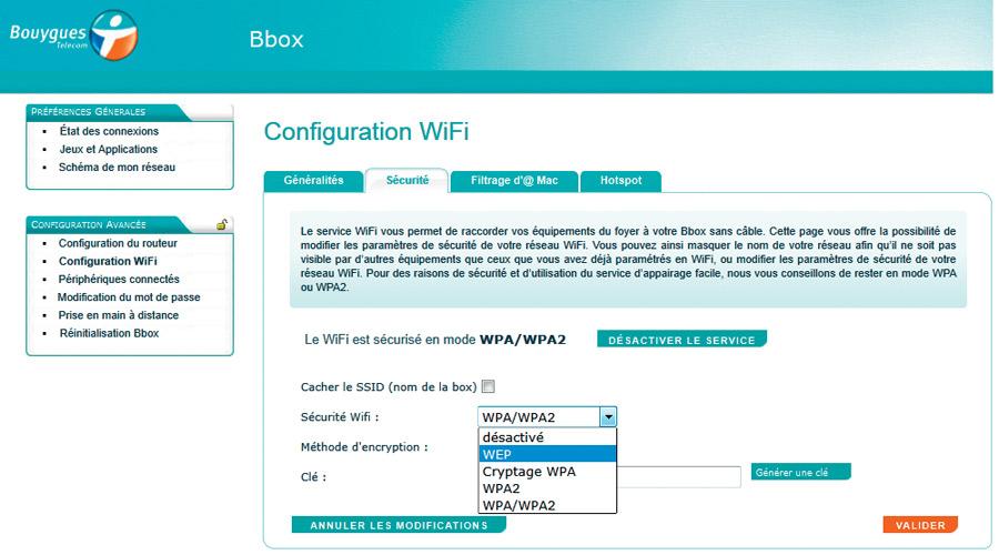 192 168 1 1   comment tester et configurer votre wi