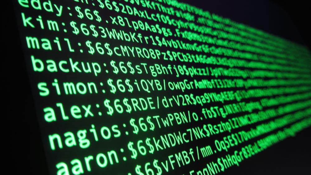 Chiffrement des mots de passe utilisateurs dans les systèmes UNIX