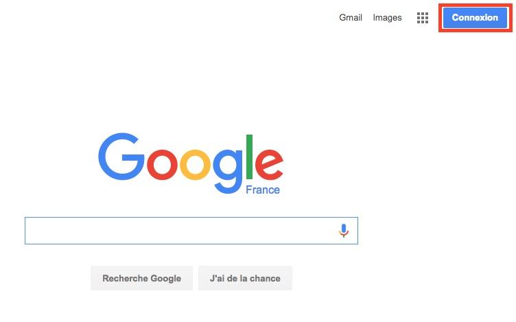 Se connecter à votre compte Google