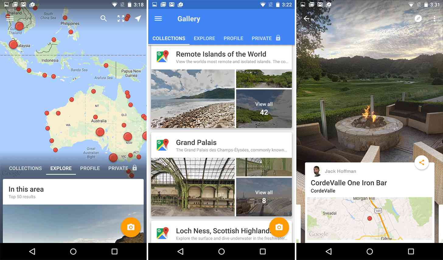 google street view iphone iphone les meilleures applications gratuites de 2016 2942