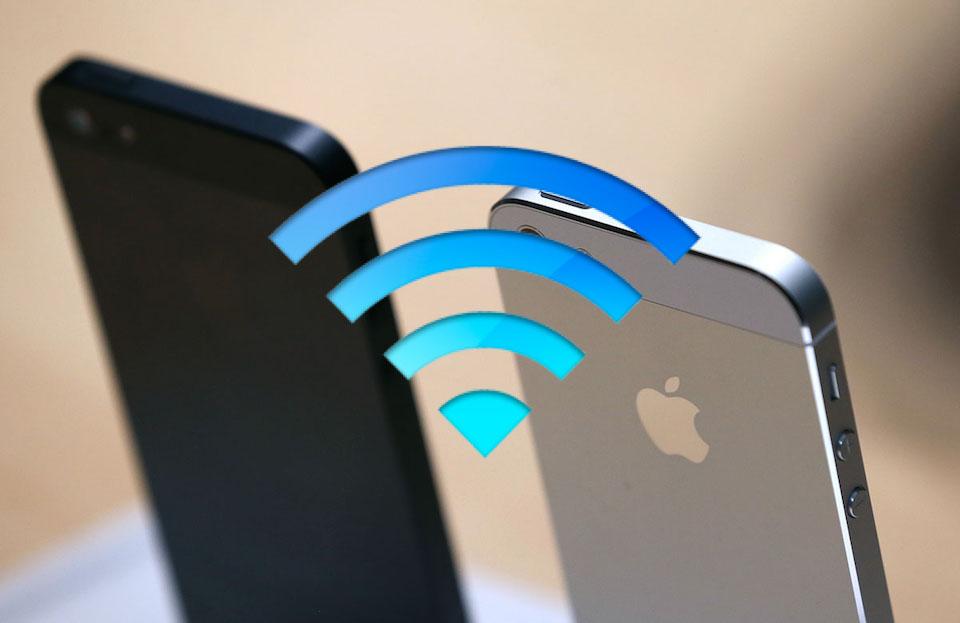 iPhone : comment partager sa connexion internet