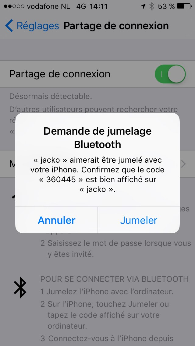 iphone-jumelage-bluetooth