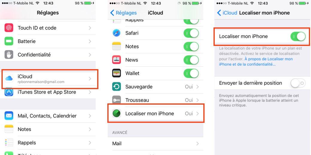iphone-trouver-localisation-desactiver