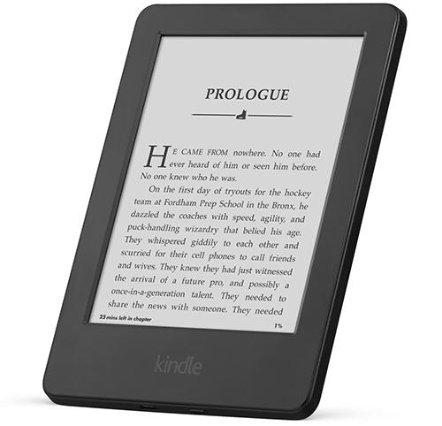 Kindle avec Offres speciales