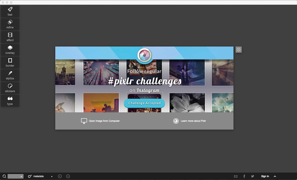 Retouchez rapidement vos photos avec Pixlr