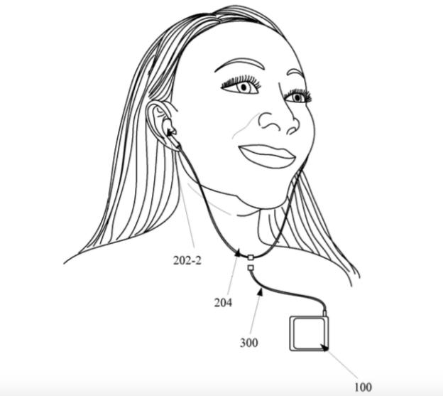 """Dans un brevet, Apple décrit un nouveau système d'écouteurs """"révolutionnaire"""". Comprenez """"il faut tout racheter"""""""