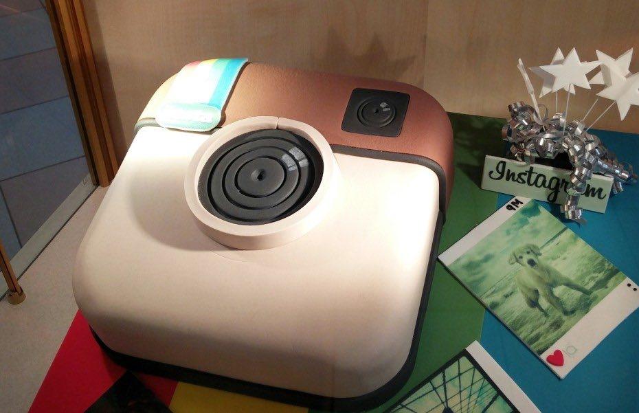 Prenez enfin votre part du gâteau Instagram !