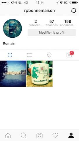 instagram-profil