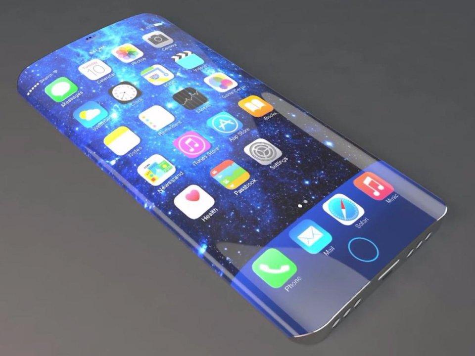 Pour que l'iPhone ressemble un jour à cela, il lui faut un écran OLED !